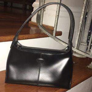 !SALE! Tod's black classic handbag